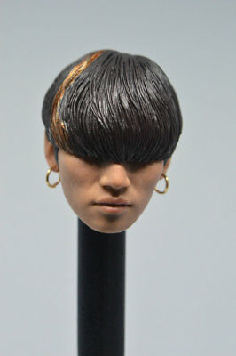 """bigbang 1/6 Scale Head Sculpt The Good For 12"""" Action Figure Hot Toys Body B"""