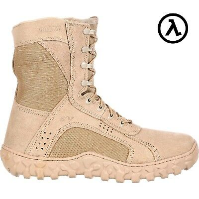Rocky S2V Tactical Military Boots Fq0000105 / Desert Tan - All Sizes - Sale