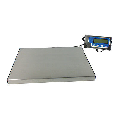 SALTER SILVER ELECTRONIC MAIL ROOM PARCEL SCALE SCALES UPTO 60KG Ws60