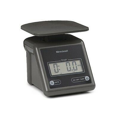 Salter Grey Compact Postage Scale / Mailing Scale Ps7 Sl00525 - Fast Despatch