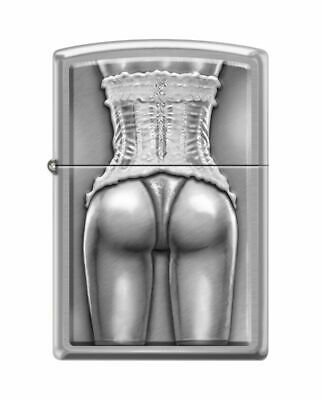 BRIQUET ZIPPO ESSENCE NEUF - CORSET SEXY ( Original , Tempete , Collection )