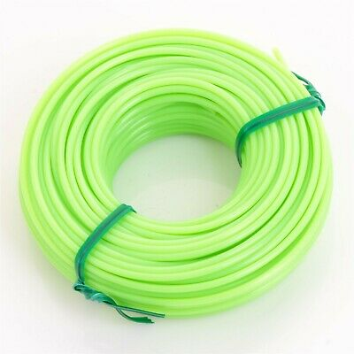 15m Long STRIMMER LINE Thick Replacement Wire Garden Grass Trimmer/Cutter 1.65mm