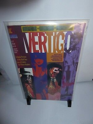 VERTIGO Preview 1.  RARE: 1992. Exclusive SANDMAN short (Gaiman) DC.