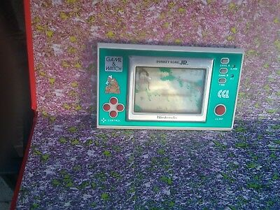 1980s nintendo game and watch donkey kong  jr