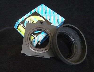 """Kenko Technical Gelatin Filter Holder For 3""""x3"""" (77Mm) Filters ..unused In Box"""