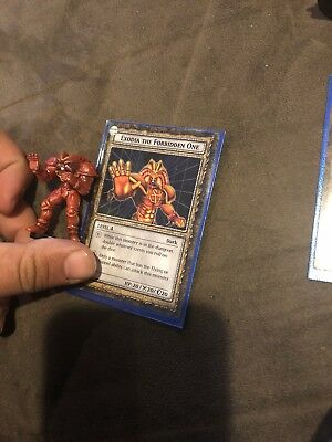 Dungeon Dice Monsters Exodia the Forbidden One YUGIOH