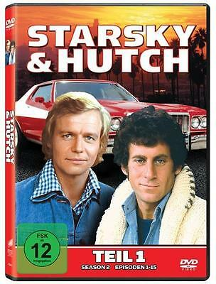 Starsky & Hutch - Season 2 Vol.1 - 3 Discs