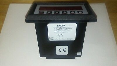KEP MC2A3 Rev. F Electronic Digital Counter, New in Box