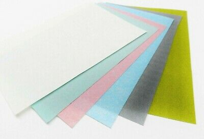 3M Tri-M-Ite Imperial Polishing Paper 6 Sheet Assortment Grits PMC ARTCLAY Craft