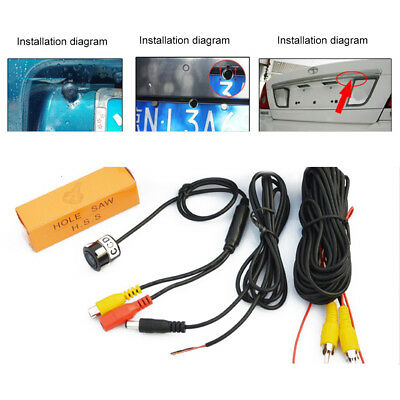 170°Waterproof Car Rear HD View Reversing Backup Parking Camera Night Vision Hot