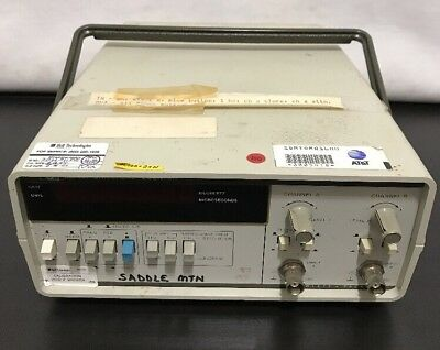 HP 5314A 100 MHz Universal Frequency Counter & Timer - Calibrated - HAM Works