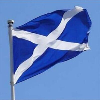 90×150cm Scotland Flag Activity Parade Festival Home Decoration Polyester Banner