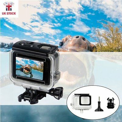 45M Swim Dive Underwater Waterproof Housing Protective Case for GoPro Hero 6 5