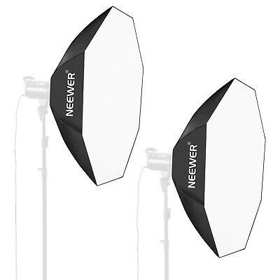 "2-pack 32x32"" Octagonal Umbrella Softbox with Bowens Mount Speedring"