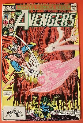 Avengers #231,234,235   May/aug/sep  1983