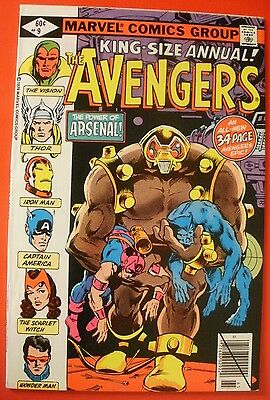 Avengers Annual #9   1979