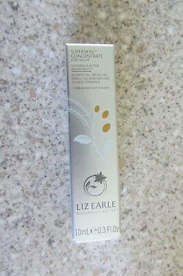 Liz Earle Superskin Concentrate for Night 10ml ~ New & Boxed