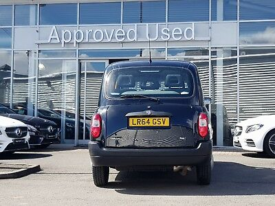 2014 (64) Ltc Lti London Taxi Tx4 Euro 5 *black* 1 Owner F/s/h Immaculate **amc*