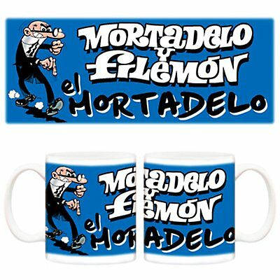 Taza Mortadelo y Filemón Mortadelo cómic