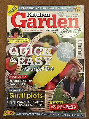 Kitchen Garden Magazine - May 2014