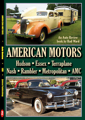 American Motors Album including Nash, Hudson, Rambler (Auto Review Album Number