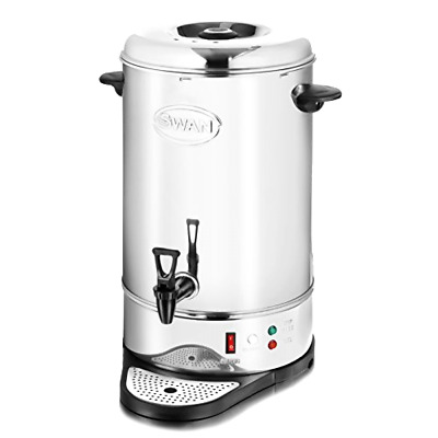 SWAN 20L 80 cup Commercial Stainless Steel Catering Urn Hot Water ...