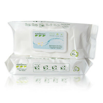 Tendercare-Nateen Adult Incontinence Wet Wipes