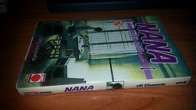 NANA collection # 1 - AI YAZAWA - MARZO 2007 - PLANET MANGA - MN34