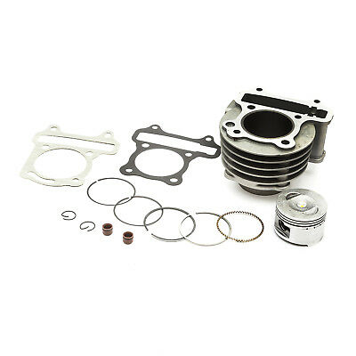 80cc 82cc Big Bore Cylinder Barrel Kit GY6 139QMB Direct Bike JMStar 4 Stroke