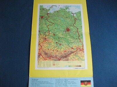 EAST GERMAN GDR PUBLICATION 25+ Pages (Circa 1989/90)  TRABANT ENTHUSIASTS?