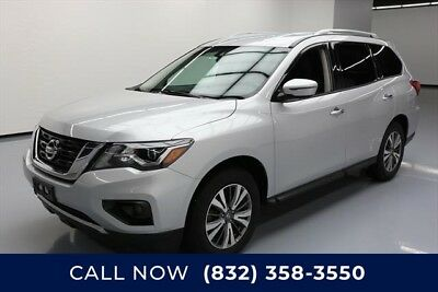 Nissan Pathfinder SV 4dr SUV 4WD Texas Direct Auto 2017 SV 4dr SUV 4WD Used 3.5L V6 24V Automatic 4X4 SUV