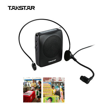 Voice Amplifier Voice Loudspeaker Speaker Fast Charge for Tour Guide Waistband
