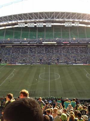 2 Midfield Tickets Seattle Seahawks vs Indianapolis Colts 8/9