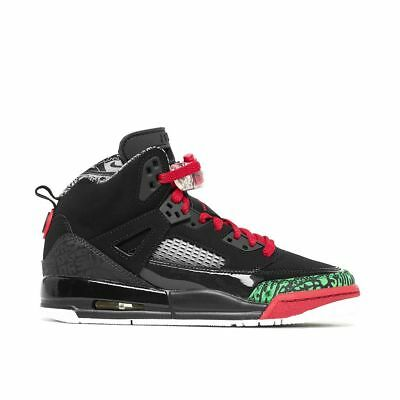 buy popular 08f64 eeb35 Air Jordan Spizike GS   317321 026 Black Varsity Red Big Kids SZ 3.5 - 7