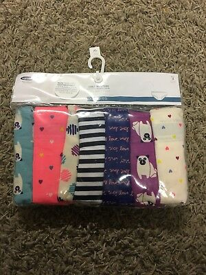 NWT Old Navy Girls 7 Pack Underwear Size X-Large