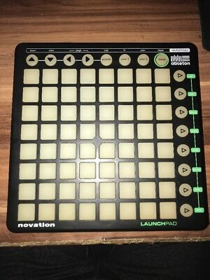 Novation Launchpad - Ableton Live Controller