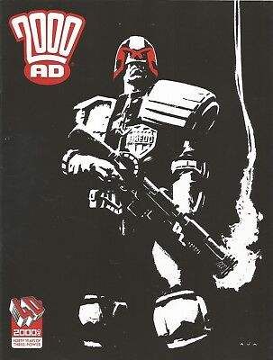 2000AD: 40th Anniversary Special (David Aja Variant - 2nd Printing)
