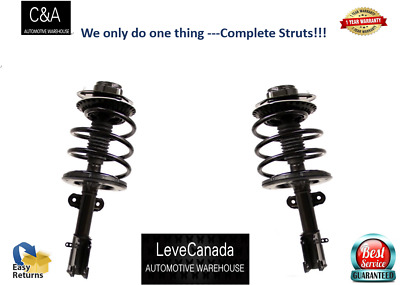 2004-2012 CHEVROLET - Malibu(2) Front Quick Complete Strut Assembly PAIR