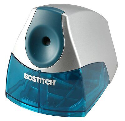 Bostitch Personal Electric Pencil Sharpener, Blue (EPS4BLUE)