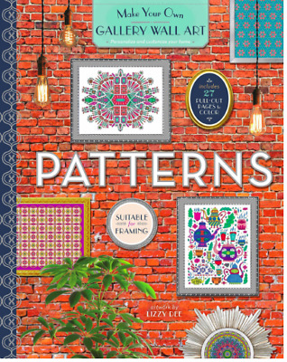 Make Your Own Gallery Wall Art (Patterns) by Lizzy Dee NEW - Free Shipping!