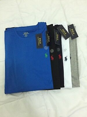 Polo Ralph Lauren Long Sleeve T-Shirts With Cuffs New With Tag on winter sale