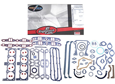 Enginetech Chrysler Dodge Mopar 360 Overhaul Gasket Set 1971 - 1988 Ks2113 Ks210