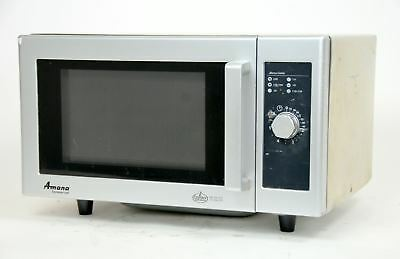 Amana RMS10D 1000W Commercial Countertop Microwave Oven Micro Wave