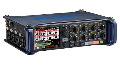 Zoom F8 Multitrack Field Recorder Audiorecorder - NEU - Abholpreis möglich
