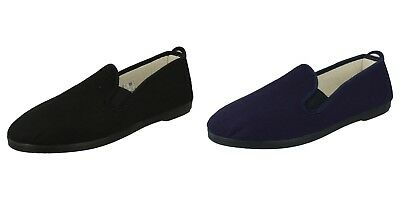 A1063- Mens Kung Fu Shoes 2 Colours- Navy & Black- Great Price!