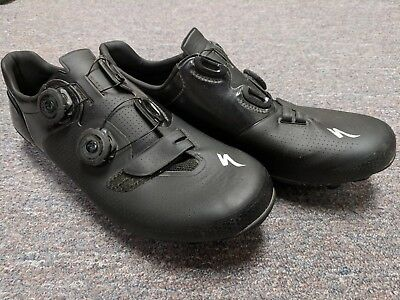 eefd6a272a Specialized S-Works 6 XC Men s Mountain Bike Shoes Size EU 44.5 US 11 Black
