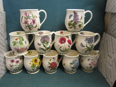 PORTMEIRION BOTANIC GARDEN BRISTOL TANKARD 14oz LARGE MUG SELECTION ALL NEW
