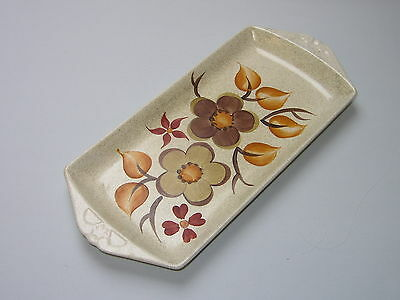 Radford Pottery Tray Handpainted - Unused - Made in England