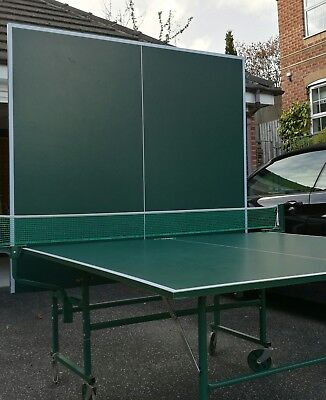 Kettler Sport Official Size Table Tennis Ping Pong Table, Net U0026 Cover