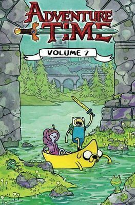 Adventure Time by Ryan North New Paperback Book